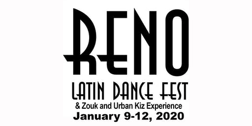 2020 Reno Latin Dance Fest & Zouk and Urban Kiz Experience