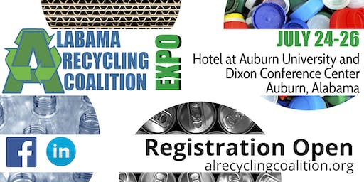 2019 Alabama Recycling Coalition Conference & Expo