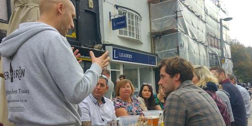 Brighton Beer Tour