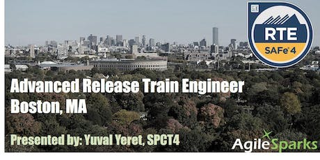 SAFe 4.6 Release Train Engineer with RTE Certification - Boston - July 2019 - Guaranteed to Run tickets
