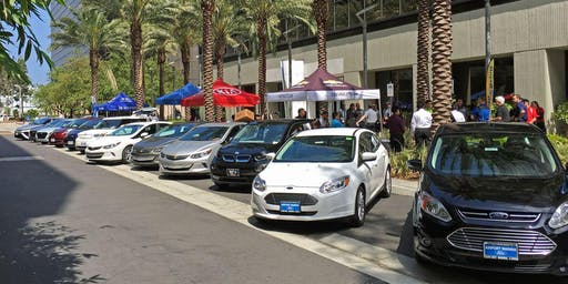 Go Electric at Arden Fair Mall - SMUD Drive Electric Test Drive