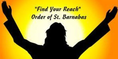 Inaugural Gathering of the Order of St. Barnabas tickets