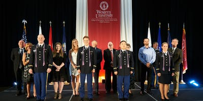2019 Armed Forces Commissioning Ceremony & Recognition Dinner
