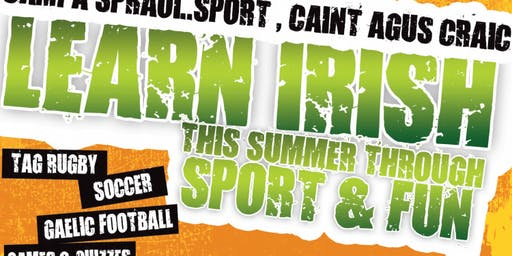 Campa Spraoi - Irish Summer Camp for 12 to 14 year olds