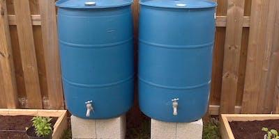 Rainwater Harvesting with Rain Barrels