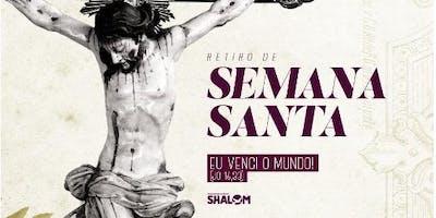 RETIRO DE SEMANA SANTA 2019