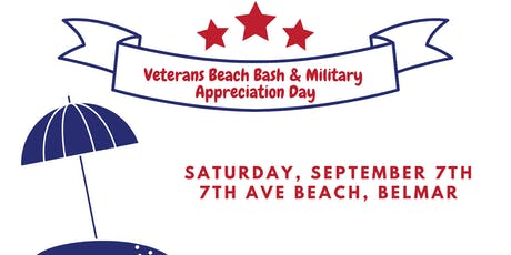 2019 Veterans Beach Bash & Military Appreciation Day tickets