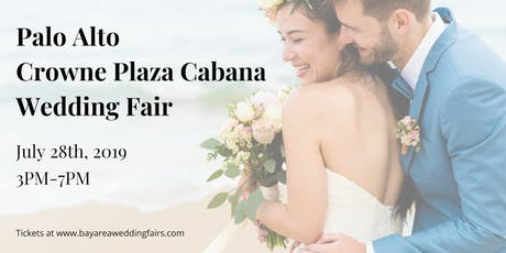 Palo Alto Crowne Plaza Wedding Fair tickets