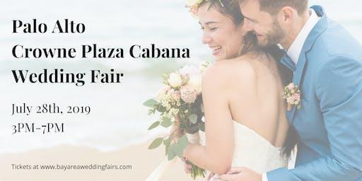 Palo Alto Crowne Plaza Wedding Fair