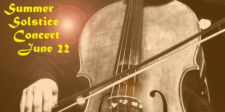 SUMMER SOLSTICE CONCERT: Yosif Feigelson, Cello tickets