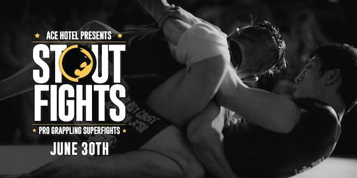 Stout Training Pro Grappling Superfights