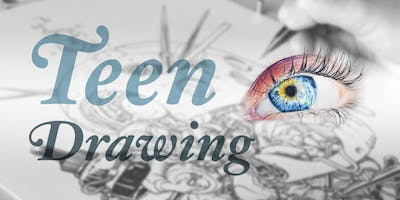 Teen Drawing Workshop Series - Open Projects