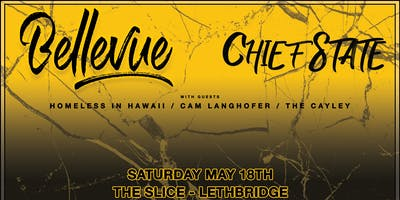 Bellevue // Chief State // HIH // The Cayley // Cam Langhofer