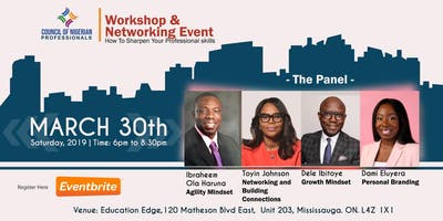 CNP Events: Enhance your professional skills
