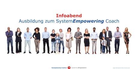 Infoabend: Ausbildung zum Expert of Communication / Coach Mediator / System Empowering Coach tickets