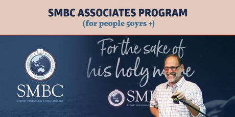 SMBC Associates Program, Single Session -  30 October, 2019 tickets