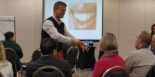Ashley Latter's Dental Reception Course - Melbourne 2020