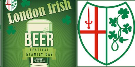 London Irish Beer Festival & Family Day 2019 tickets