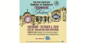 23rd Annual Food & Wine Festival Presented by the San...