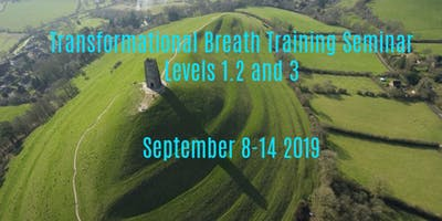 6-Day Residential Transformational Breath® Training Seminar