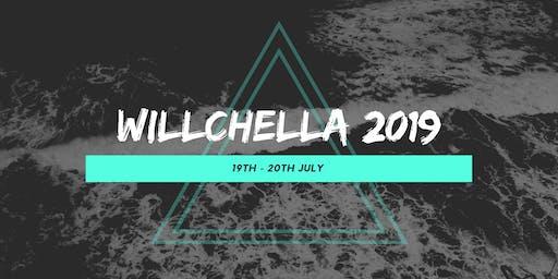 Willchella 2019 BABY!