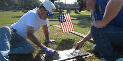 Veteran Gravestone Clean-Up - Call for Volunteers