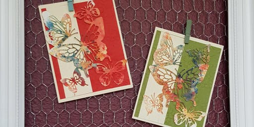 Stamp & Relax-Vancouver's Stampin' Card Event