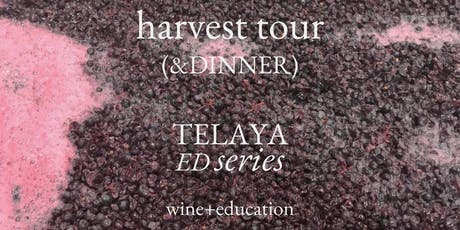 10/20 Harvest Tour (& Dinner) tickets