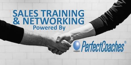 Sales Training Seminar & Certification tickets