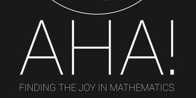 Speaker Proposal - HCTM Conference 2019 - AHA! Finding the Joy in Mathematics