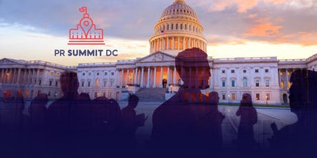 PR Summit DC 2019 tickets
