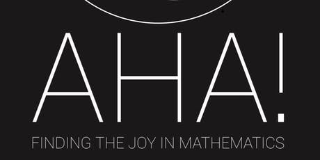 Poster Session Proposal - HCTM Conference 2019 - AHA! Finding the Joy in Mathematics tickets