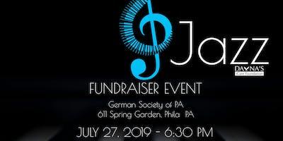 Poetry & Jazz Fundraiser Event