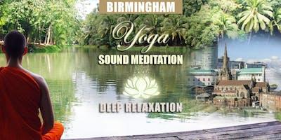 Free 1st-time Mantra Meditation class in Birmingham
