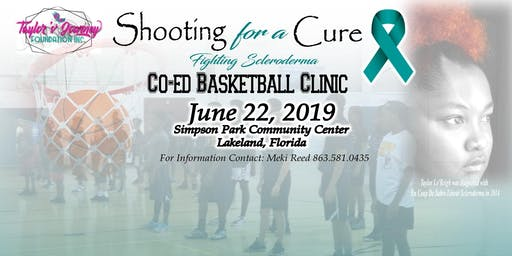 2019 SHOOTING FOR A CURE YOUTH BASKETBALL CLINIC TAYLORS JOURNEY