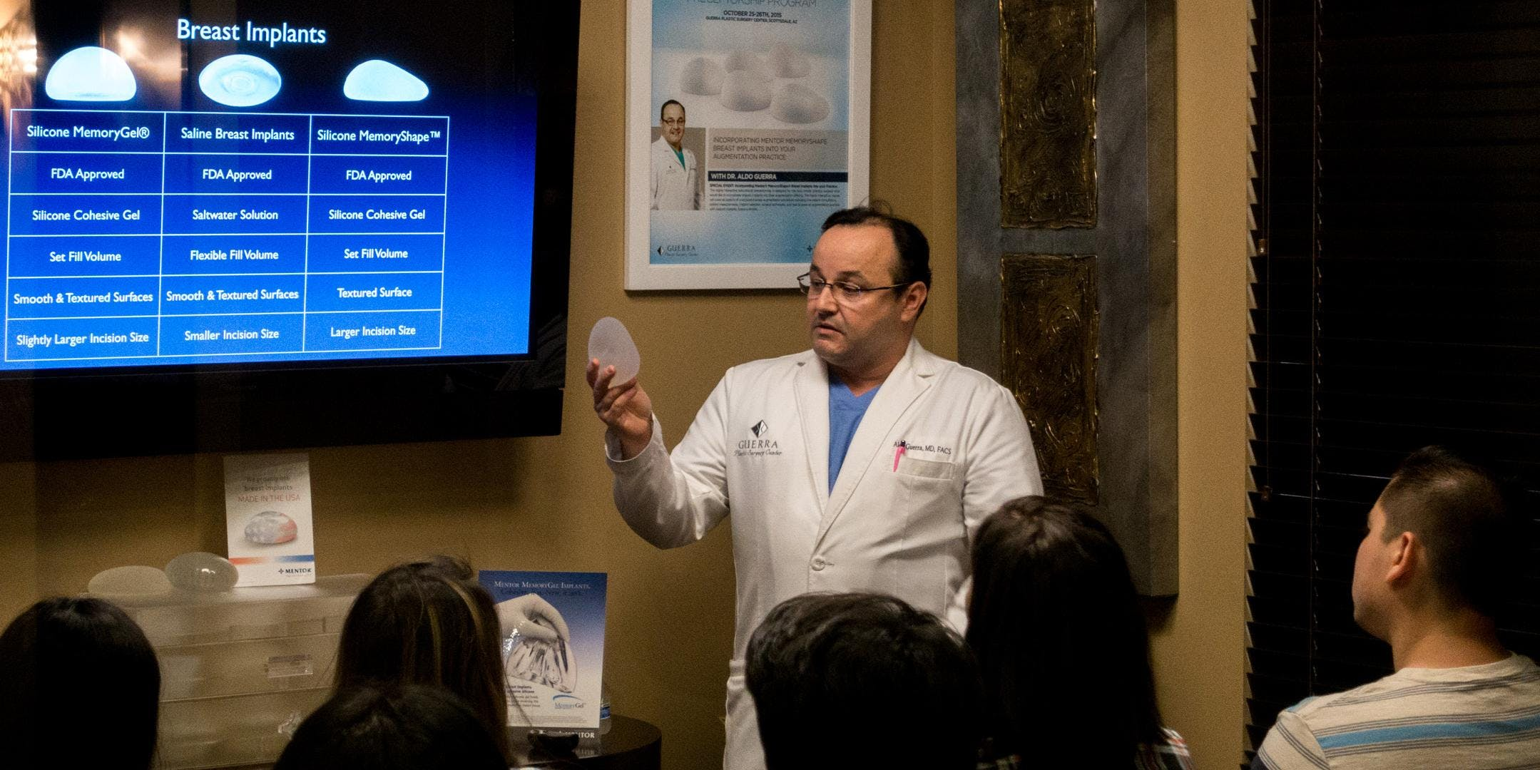 Breast Augmentation Seminar