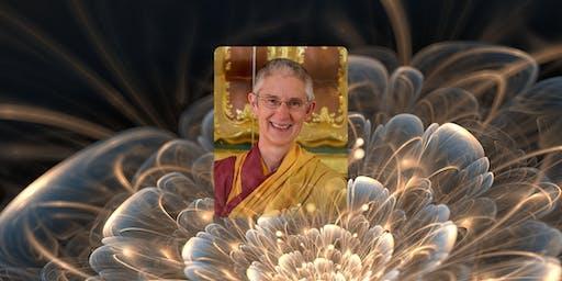 Infinite Bliss - Mahamudra Meditation Retreat w/ Visiting Teacher Gen Delek