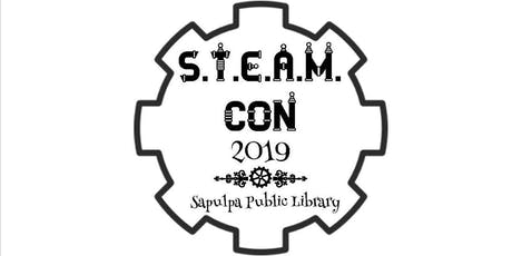 STEAM Con  - Vendor Application Requests - Oct.25 & 26, 2019 tickets