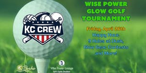 SOLD OUT - WISE Power Glow Golf Tournament