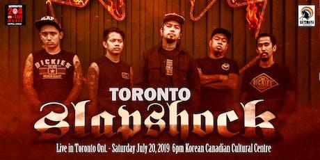 SLAPSHOCK Live in Toronto tickets