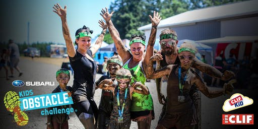 Subaru Kids Obstacle Challenge - Seattle - Sunday