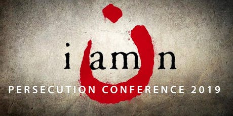 PERSECUTION CONFERENCE 2019 - I am N (ن) tickets