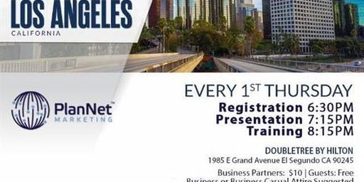 Become A Travel Business Owner-Los Angeles, CA - 1st Thursday