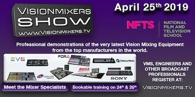 Vision Mixers Show 2019