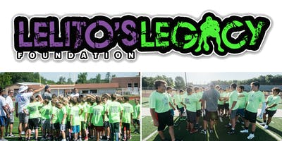 Lelito's Legacy Football & Cheer Camp!