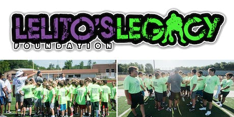 Lelito's Legacy Football & Cheer Camp! tickets