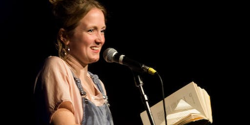 Hollie McNish & Michael Pedersen plus Liz Lochhead