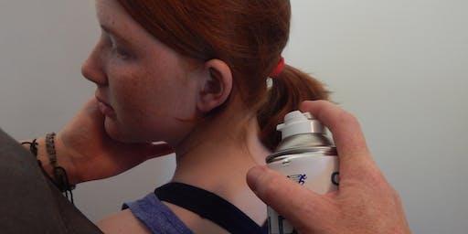 MyoSpray Head Neck and TMJ Module