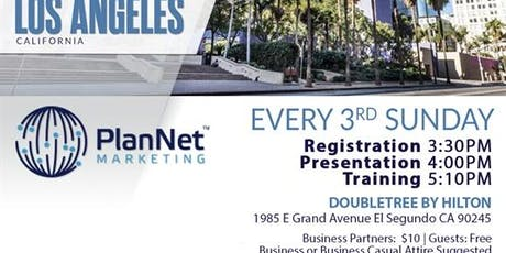 Become A Travel Business Owner-Los Angeles, CA - 3rd Sunday tickets