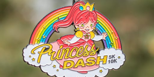 Now Only $10! Princess Dash 5K & 10K - Lansing